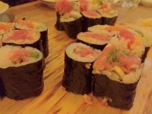 Tomoe Sushi