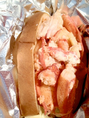 Sprague's Lobster Roll